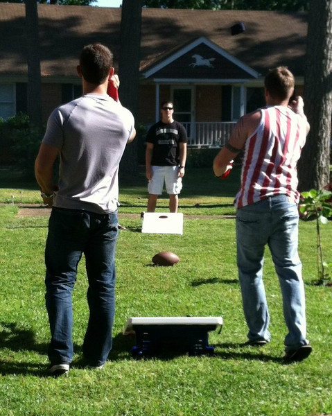 5 Ways to Spice up a Great Game of Cornhole