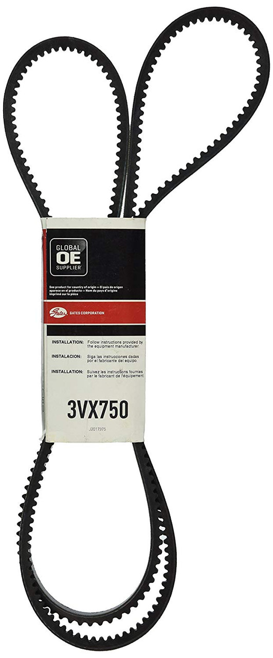 Gates 3VX750 Super HC®V-Belts