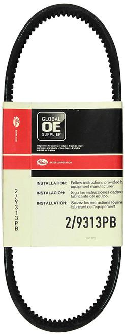 Gates 2/9313PB Green Stripe® PowerBand® Belts