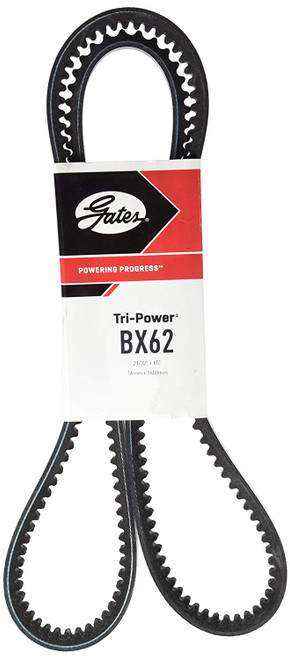 Gates BX62 Tri-Power® Belts (Molded Notch)