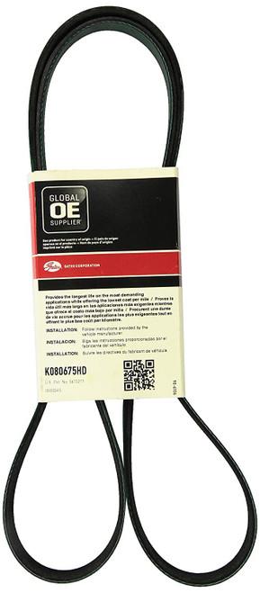 Gates K080675HD FleetRunner® - Micro-V® Belts