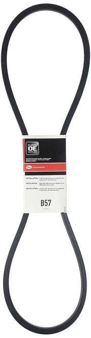 Gates B57 Hi-Power® II V-Belts