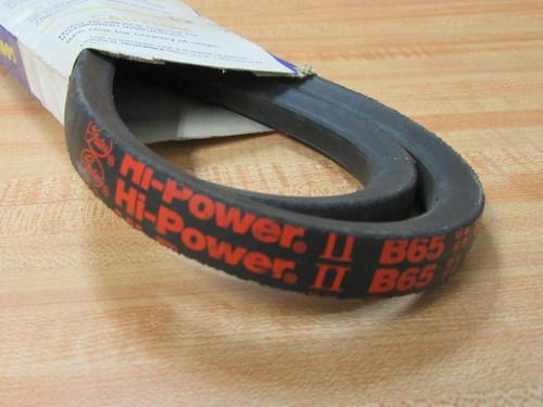 Gates B65 Hi-Power® II V-Belts