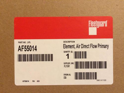 Fleetguard AF55014 Air Filter-Direct Flow Primary