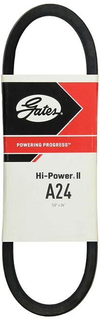 Gates A24 Hi-Power® II V-Belts