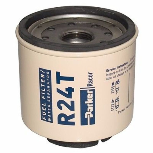 """Racor R24T RACOR SPIN-ON ELEMENTS, 3.63"""""""