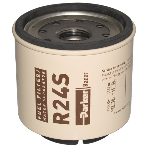 """Racor R24S RACOR SPIN-ON ELEMENTS, 3.63"""""""