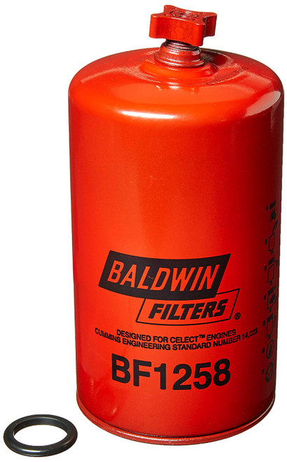 Baldwin BF1258 Fuel/Water Separator