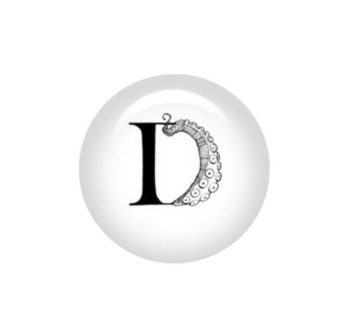 Tentacle Letter D
