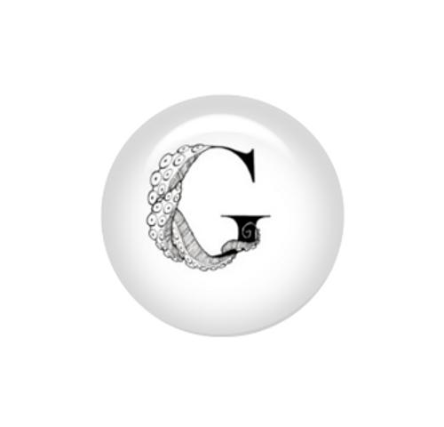 Tentacle Alphabet Letter F