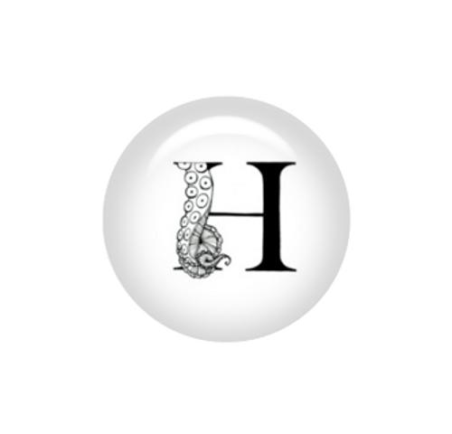 Tentacle Alphabet Letter H