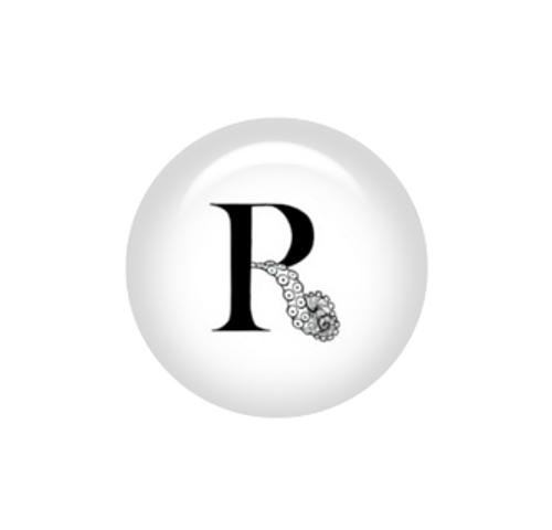 Tentacle Alphabet Letter R
