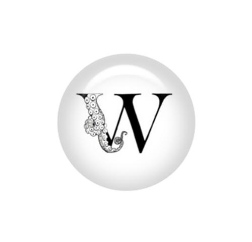 Tentacle Alphabet Letter W
