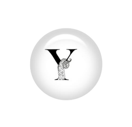 Tentacle Alphabet Letter Y