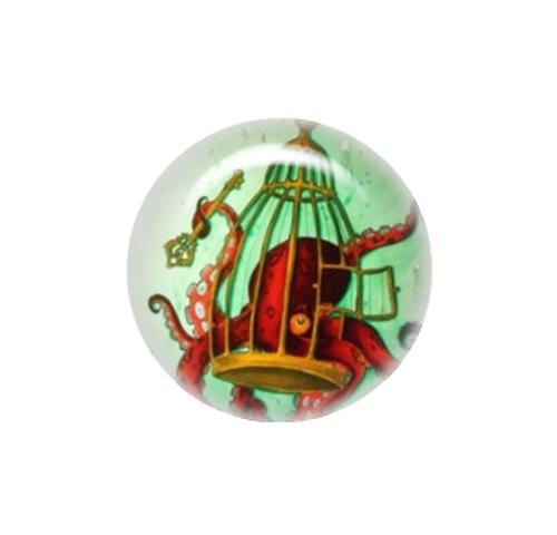 From Gilded Cage my Spirit Flies needle minder - Kaya Harris