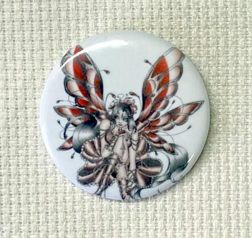 Gothic Fairy needle minder - Magdalena Orlowska
