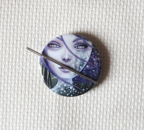 Remember me when I'm gone needle minder - Megan Majewski
