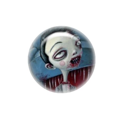 Zombie Pee Wee needle minder - Megan Majewski