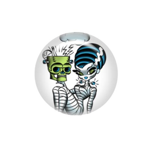 Bride of Frankenstein needle minder - Mitch 'O Connell