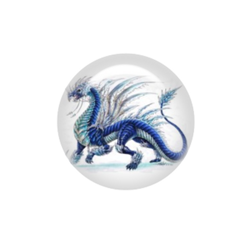 Blizzard dragon needle minder - Artisan