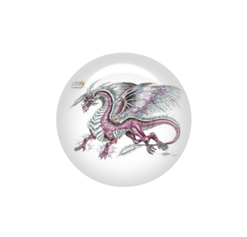 #3 dragon needle minder - Artisan