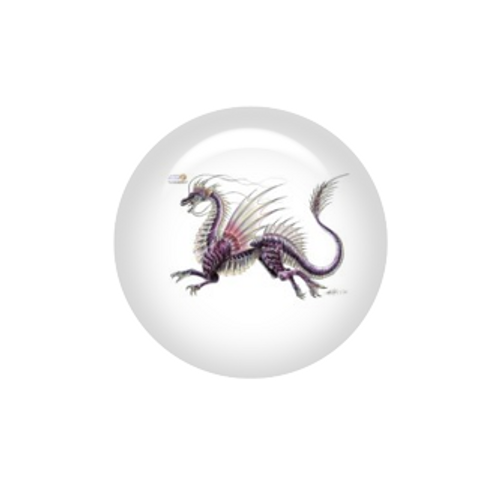 Water dragon needle minder - Artisan