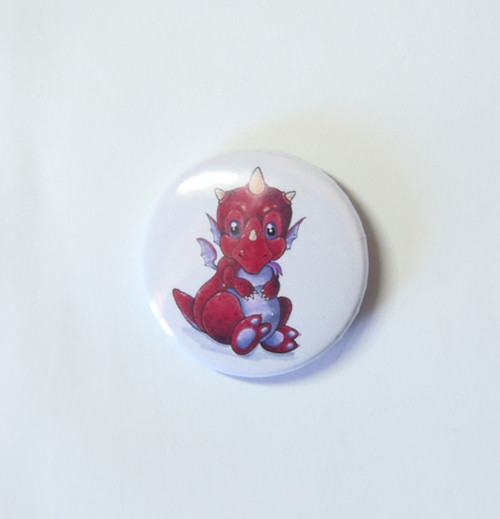 Baby Red Dragon needle minder