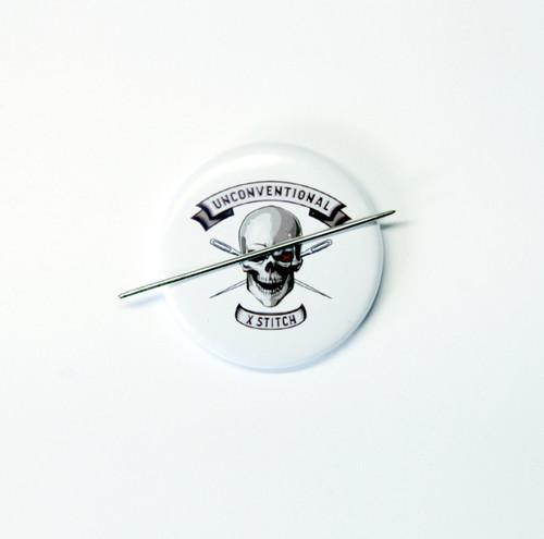 UXS Unconventional X Stitch Logo needle minder
