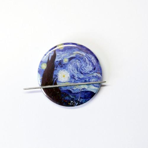 Starry Night needle minder