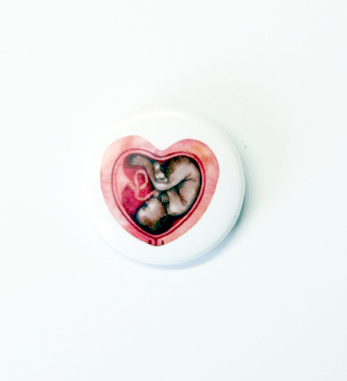 My Heart Beats for You needle minder