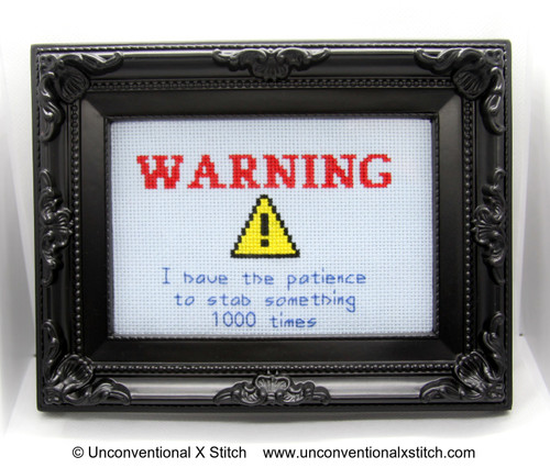 Cross stitch meme cross stitch pattern