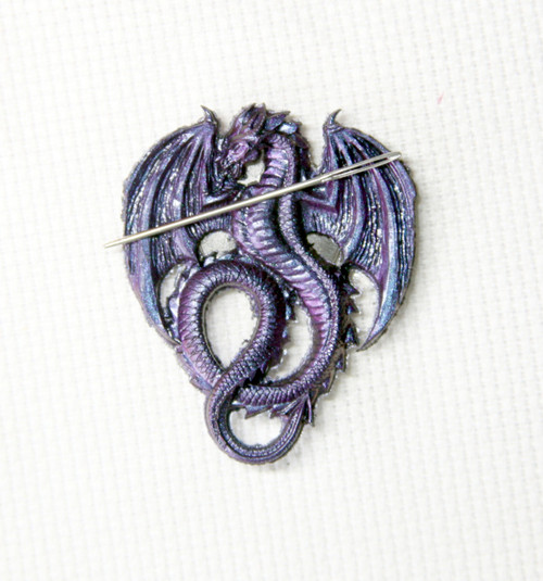 Dragon needle minder - Nebula