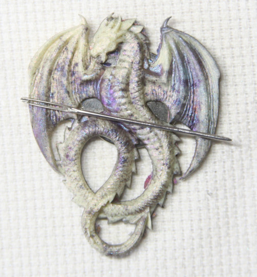 Dragon needle minder 10
