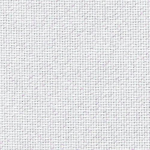 White Opal 18 count aida 100x110cm