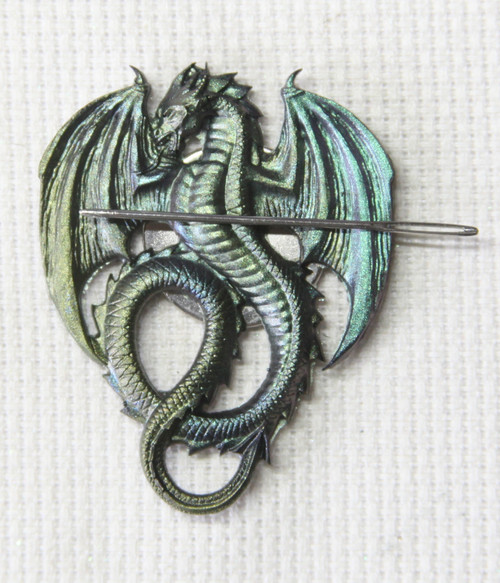 Dragon needle minder 18