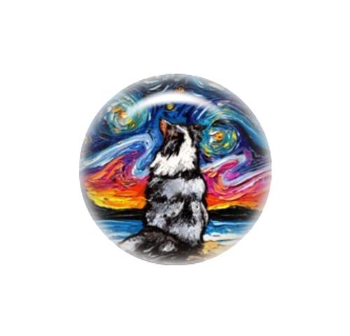 Shetland Sheepdog, Merle needle minder - Aja Trier
