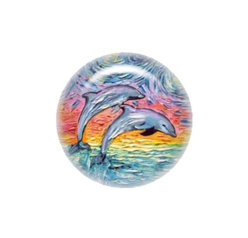 Van Gogh Never Saw Paradise needle minder - Aja Trier