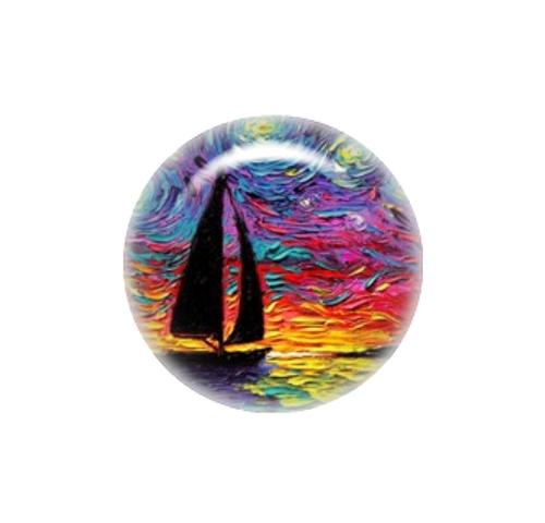 Come Sail Away needle minder - Aja Trier