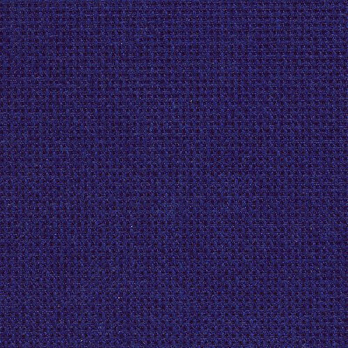 Navy Blue 14 count aida 100x110cm