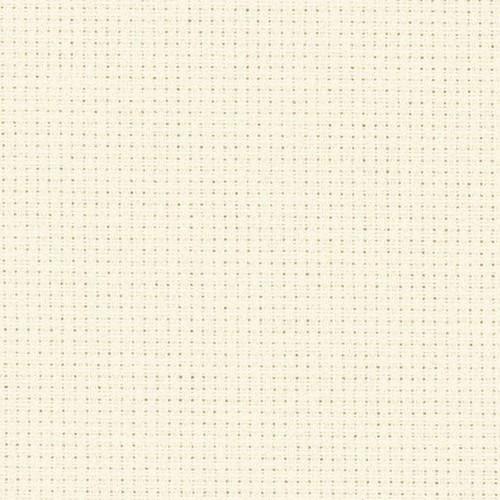 16 Count Cream Aida 100x110cm