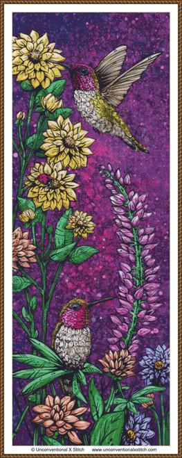 In The Meadow cross stitch pattern