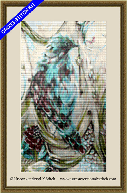 To Grasp Beyond Reach (Extract edition)  cross stitch kit
