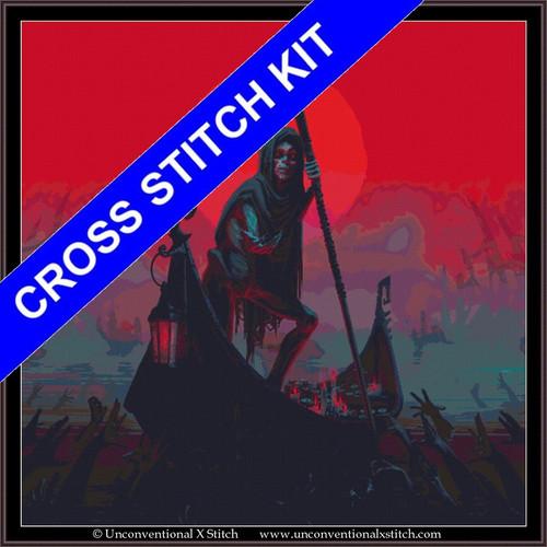 Safe Passage  cross stitch kit