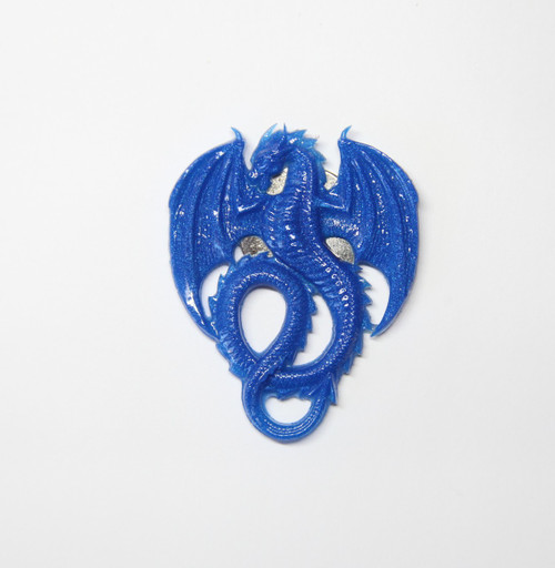 Dragon needle minder - Abraxas