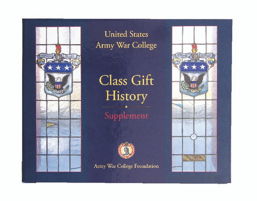 Class Gift History Book Supplement