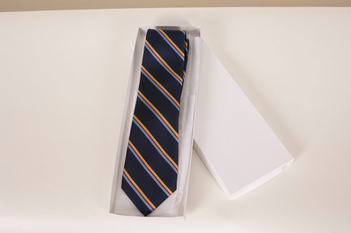 Regimental Stripe Tie