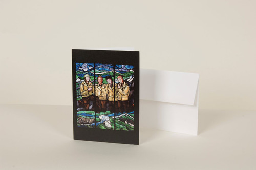 Four Chaplains Notecards