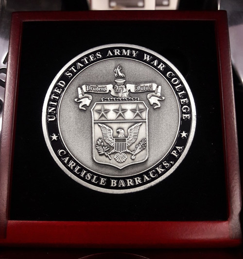 Army War College Medallion