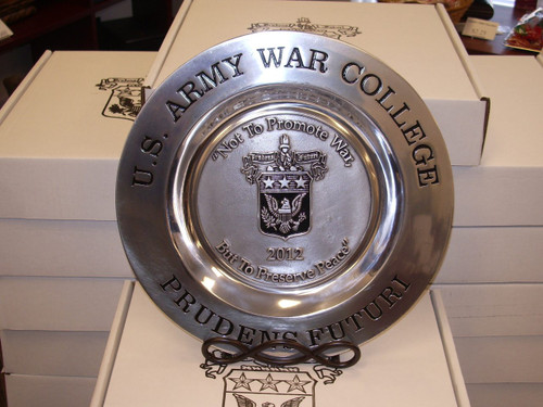 Class of 2012 Pewter Plate