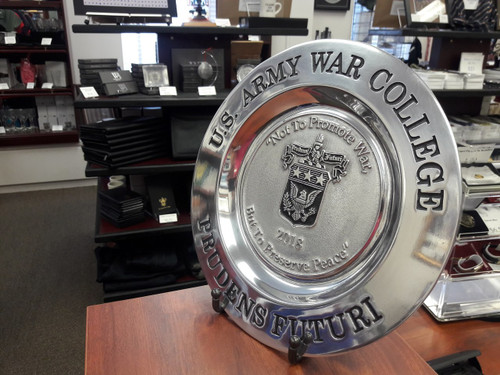 Class of 2018 Pewter Plate